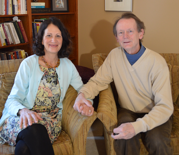 Tom and Wendy Hubbard