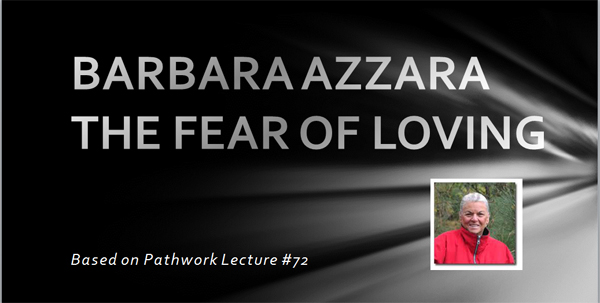Barbara Azzara - Senior Pathwork Helper